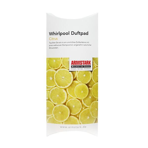 Duftpad | Citrus | für alle Whirlpools geeignet