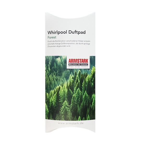Duftpad | Forest | für alle Whirlpools geeignet