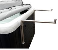 Cover Shelf für Swim Spas mit Standard-Isolierabdeckung