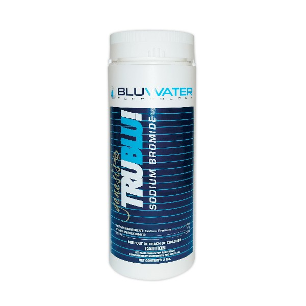 Tru-Blu Bromine Salz