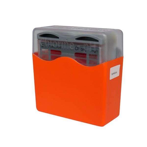 Pool - Tester | Schüttelbox | für die Bestimmung von Chlor- & pH-Wert