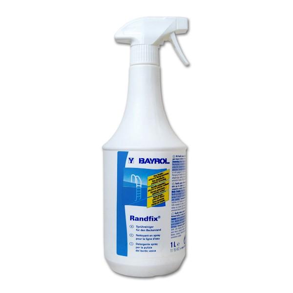 Randfix Sprühflasche - Beckenrandreiniger von BAYROL